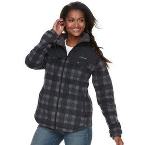 Women's Benton Springs Overlay Fleece